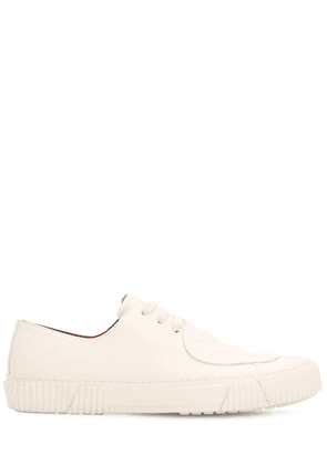 Rubber Patch Low Top Sneakers