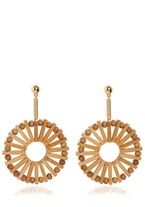 Eva Bamboo Earrings
