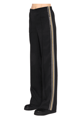 Side Band Jersey Track Pants