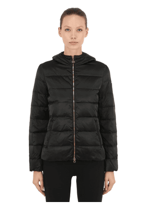 Mountain Hooded Down Jacket