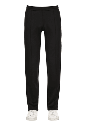 Vltn Logo Cotton Blend Track Pants
