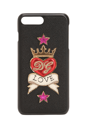 Love Leather Iphone 8 Plus Cover