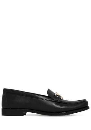 20mm Rolo Leather Loafers