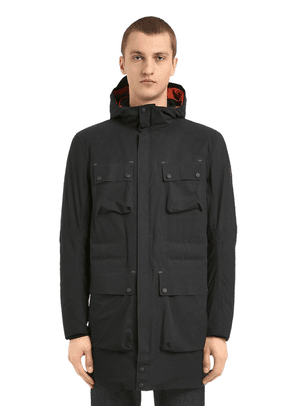 Trialmaster Evo Nylon Parka Down Jacket