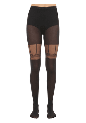 Collant Cuissarde Attachante Tights