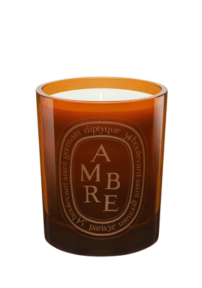 300gr Ambre Scented Candle