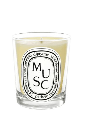 190gr Musc Scented Candle