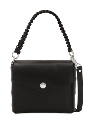 Atlas Reversible Leather Shoulder Bag