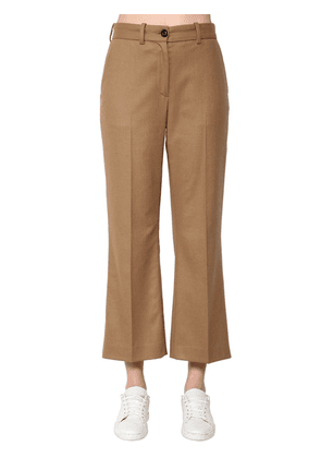 Libby Virgin Wool Pants