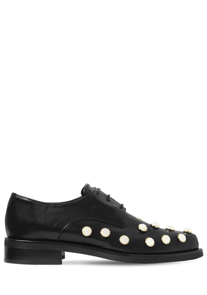 20mm Joh Embellished Leather Shoes
