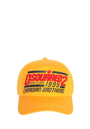 1995 Brothers Canvas & Mesh Trucker Hat
