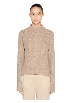 Wool & Cashmere Blend Sweater