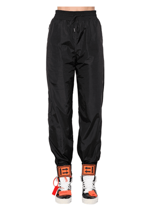 Nylon Sweatpants