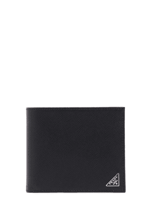 Saffiano Leather Classic Wallet
