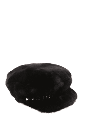 Marina Faux Fur Hat