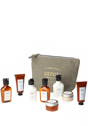 Travel Size Grooming Kit For Lvr