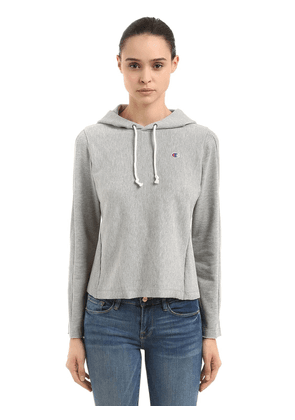 Logo Recycled French Terry Sweatshirt