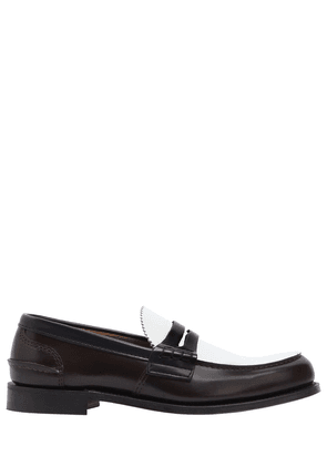 Pembrey Polished Leather Loafers
