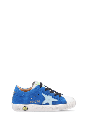 Super Star Suede & Leather Sneakers