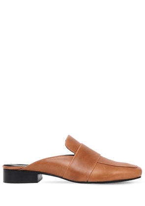 25mm Filiskiye Leather Mules