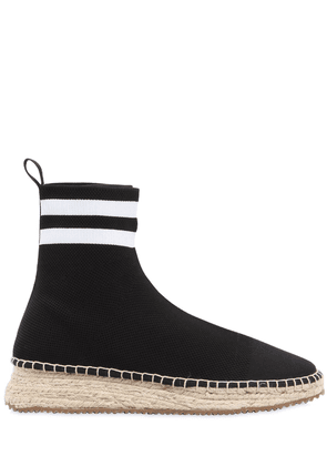 30mm Dyllan Knit High Top Sneakers