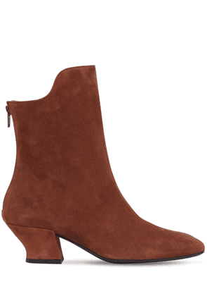 50mm Han Suede Ankle Boots