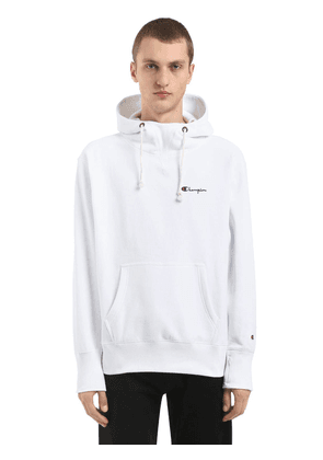 Deconstructed French Terry Sweatshirt