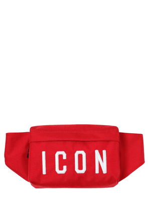 Icon Patches Nylon Canvas Belt Pack