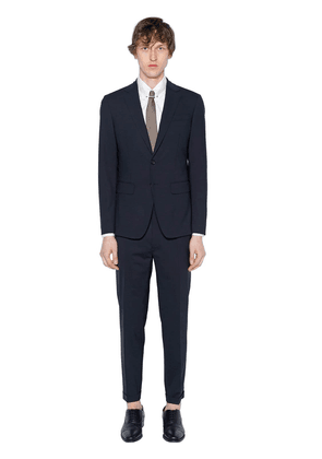 Manchester Stretch Cool Wool Suit