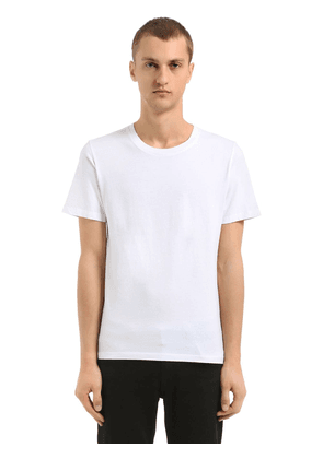 3 Pack Of Cotton Jersey T-shirt