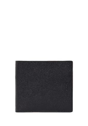 Pebbled Leather Coin Wallet