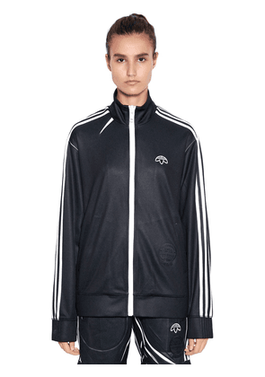 Aw Printed Zip-up Track Jacket