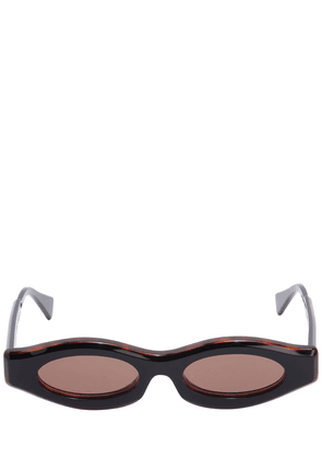 Shiny Acetate Sunglasses