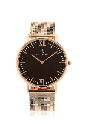 40mm Steel Mesh Watch