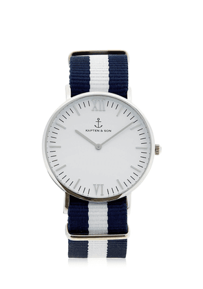 40mm Sail Steel Watch
