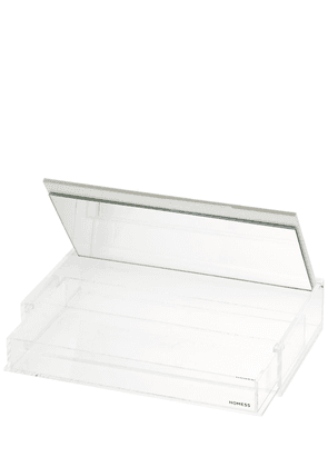 Clear Mirror Box