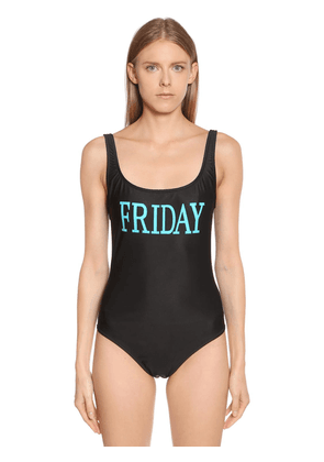 Friday Lycra One Piece Swimsuit