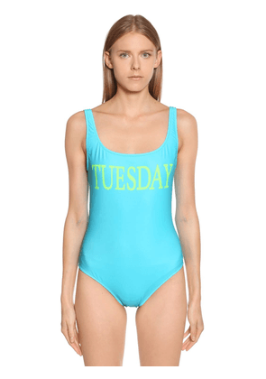 Tuesday Lycra One Piece Swimsuit