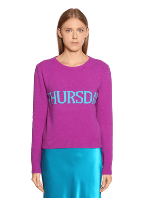 Thursday Wool & Cashmere Sweater