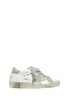 Super Star Leather & Suede Sneakers