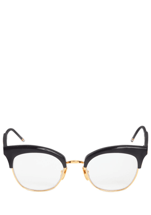 Acetate Cat-eye Optical Glasses