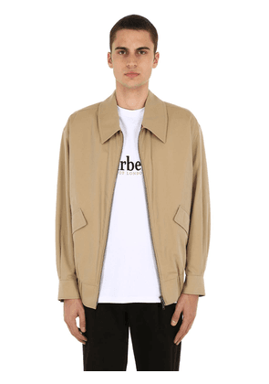 Runway Ss18 Cotton Jacket