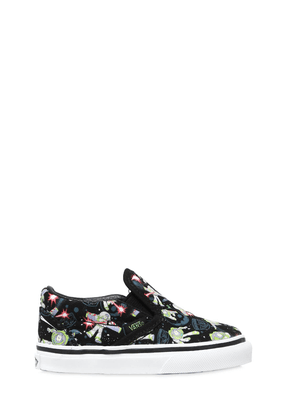Buzz Lightyear Cotton Canvas Sneakers
