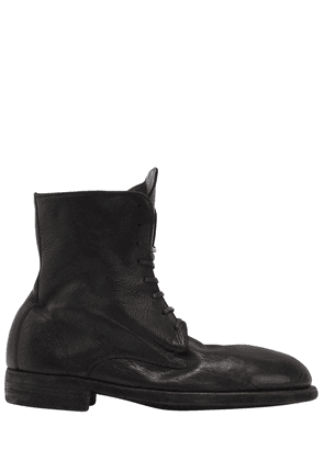 995 Lace Up Leather Boots