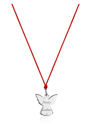 Russian Angel Of Love Necklace