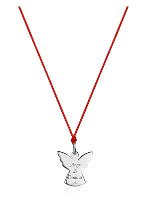 French Angel Of Love Necklace
