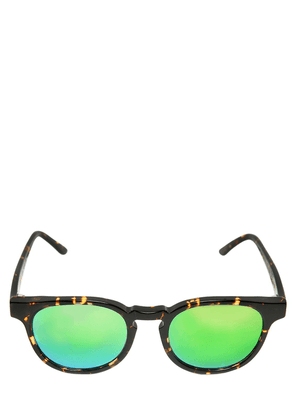 Round Shape Acetate Sunglasses