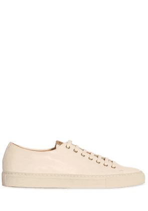 Smooth Leather Sneakers