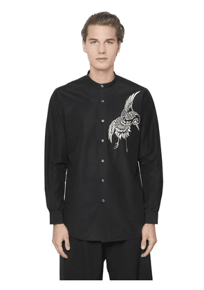 Hummingbird Heavy Cotton Poplin Shirt