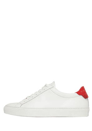 20mm Urban Knot Leather Sneakers